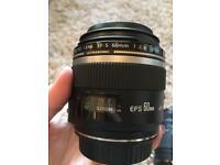 Macro EF-S 60mm lens (RRP £539.99)