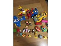 WOW toys over 40 pieces