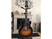 Epiphone EJ200-SCE Guitar