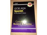 GCSE AQA Spanish revision and practice book