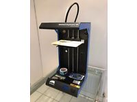 Wanhao D5S 3D Printer - 6 Months old, barely used (bought 10 and need to downsize)