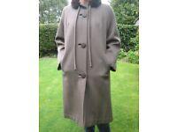 Vintage Ranella ladies' wool coat (approx size 12)