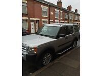 Land Rover discovery 3 tdv6 2006 7 seater