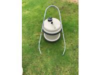 Caravan Aquaroll 29 litre with handle water container