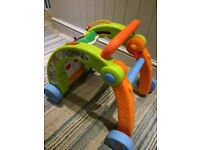 Little Tikes Musical disco 3 in 1 baby walker