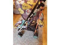 Cosatto hybrid stroller