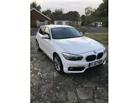 BMW Series 1, 2018 120D Sport Automatic
