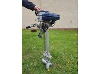 British Seagull 40 Outboard motor excellent condition starts and runs lovely