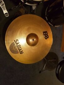 """Sabian B8 20"""" Ride Cymbal EXCELLENT CONDITION"""