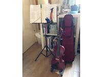 Beginners Violin Set