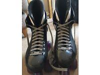 Skates ventro pro black
