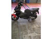 Gilera Runner new shape fresh