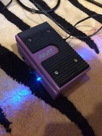 AMT WH-1 Japanese girl mini wah pedal