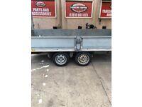 12 x 5 Eurolight trailer