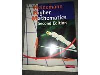 Higher mathematics Heinemann textbook