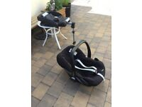 Quinny pushchair and accesories