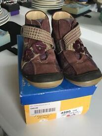 Bellamy boots