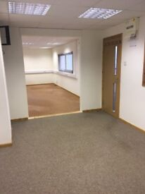 Modern waterfront offices | Ample free parking