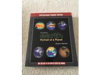 Earth Portrait of a Planet (Stephen Marshak) 3rd Edition