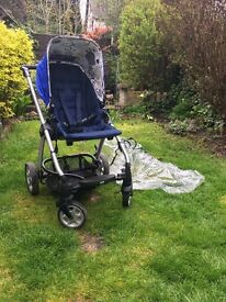 MAMAS AND PAPAS PRAM FOR SALE