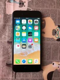 iPhone 7 - 128GB - Black - EE