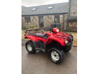 Honda Quad (ATV)