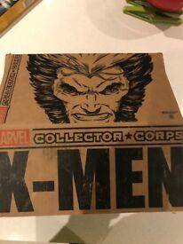 Marvel Collector Corps X-Men Wolverine Pop! Toy