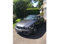 BMW 318 M SPORT CONVERTIBLE LOW MILEAGE