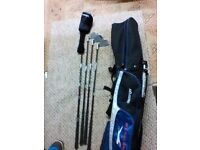 Slazenger Red Hot Jr Golf Set