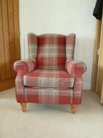 Next , Sherlock wing chair