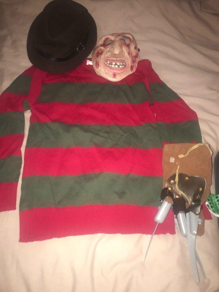 freddie halloween costume | in cardiff | gumtree