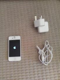 Apple iPhone 4S 16 GB - WHITE