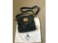 Real leather Jack Wills handbag, excellent condition