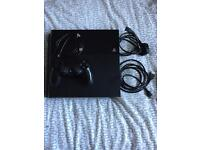 PlayStation 4 Console (no games)
