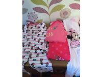 Baby girl bundle 6-9 months 33 items