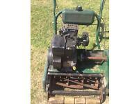 Petrol lawnmower for sale or swap