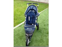 Nipper InStep Jogger Buggy