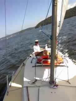 Bluebird 22 Yacht