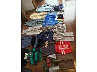 Bundle boys clothes 18-24