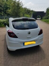 *FOR SALE* Great condition White Corsa Limited edition