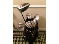 Golf clubs excellent condition