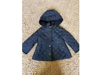 Baby girls Jasper Conran coat