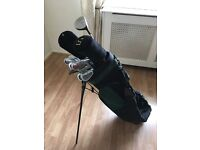 golf club set hardly used bargain