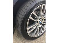 Dunlop Car Tyres - Set of 4