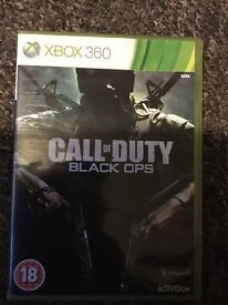 Call of duty black ops 1 - xbox 360