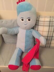 Large Iggle Piggle Plush Soft Toy