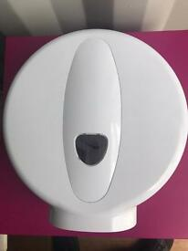 Toilet roll holders x 4