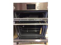 BOSCH HBN13B251B built in under double oven NEW