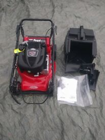 *EX-DISPLAY * Rover Regal self propelled mulch & catch 46cm petrol lawn mower (lawnmower)