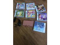 Nintendo pink 3DS